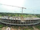 Ход строительства дома № 5 в ЖК Ватсон - фото 11, Июль 2021