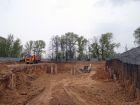 ЖК На Высоте - ход строительства, фото 159, Апрель 2020