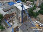 ЖК Центральный-2 - ход строительства, фото 100, Май 2018