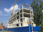 Ход строительства дома №1 в ЖК Воскресенская слобода - фото 59, Август 2016