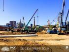 Ход строительства дома Литер 1 в ЖК Рубин - фото 49, Август 2019