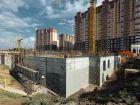 Ход строительства дома Литер 5/1 в ЖК Вересаево - фото 10, Август 2020