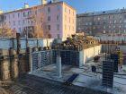 ЖК Каскад на Менделеева - ход строительства, фото 35, Ноябрь 2019