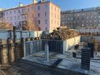 ЖК Каскад на Менделеева - ход строительства, фото 53, Ноябрь 2019