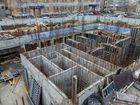 ЖК Каскад на Менделеева - ход строительства, фото 42, Декабрь 2019
