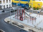 ЖК Каскад на Ленина - ход строительства, фото 223, Август 2020