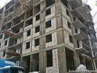 Ход строительства дома № 8 в ЖК Красная поляна - фото 135, Январь 2016