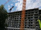 Ход строительства дома № 1 в ЖК Покровский - фото 24, Июнь 2021
