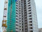 Ход строительства дома № 1 в ЖК Город чемпионов - фото 48, Апрель 2015
