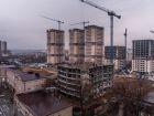 Ход строительства дома Литер 9 в ЖК Звезда Столицы - фото 46, Декабрь 2019