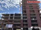 ЖК Бристоль - ход строительства, фото 132, Октябрь 2018