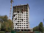 НЕБО на Ленинском, 215В - ход строительства, фото 29, Октябрь 2019