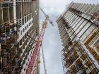 Ход строительства дома Литер 1 в ЖК Первый - фото 102, Июль 2018