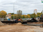 Ход строительства дома № 8 в ЖК Красная поляна - фото 74, Октябрь 2016