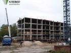 Ход строительства дома № 1 в ЖК Клевер - фото 111, Сентябрь 2018