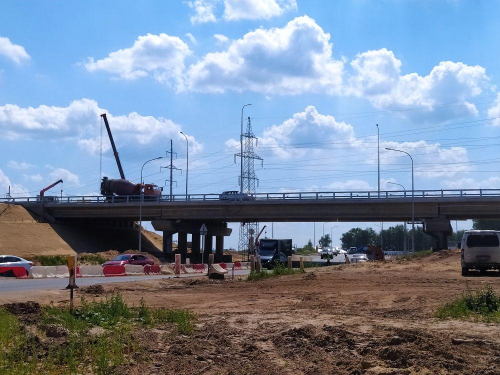Транспортную развязку Арзамас – Выездное начнут строить в ближайшее время - фото 1
