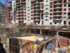 Ход строительства дома на Минина, 6 в ЖК Георгиевский - фото 4, Июнь 2021