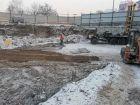 ЖД на ул. Армейская - ход строительства, фото 3, Январь 2021