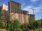 Ход строительства дома № 6 в ЖК Звездный - фото 42, Сентябрь 2019