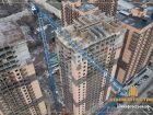 ЖК Центральный-2 - ход строительства, фото 56, Январь 2019