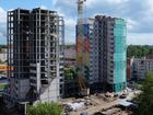 Ход строительства дома № 1 в ЖК Город чемпионов - фото 39, Июнь 2015