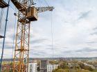ЖК Каскад на Ленина - ход строительства, фото 49, Октябрь 2019