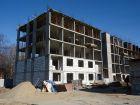 Жилой дом: ул. Сухопутная - ход строительства, фото 106, Апрель 2019
