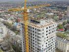 ЖК ПАРК - ход строительства, фото 7, Май 2021