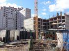 Ход строительства дома 60/1 в ЖК Москва Град - фото 49, Апрель 2018