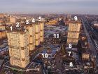 Ход строительства дома Литер 9 в ЖК Звезда Столицы - фото 14, Февраль 2021