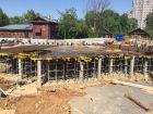 Ход строительства дома № 1 в ЖК Дом с террасами - фото 122, Май 2015