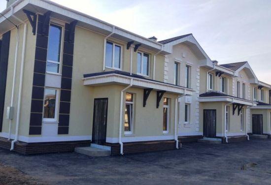 Дом № 1 по ул. Восточная (70м2 и 80м2) в Загородный посёлок Фроловский