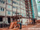 Ход строительства дома № 6 в ЖК Красная поляна - фото 25, Май 2018