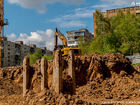 ЖК На Высоте - ход строительства, фото 56, Май 2020