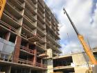 ЖК Бристоль - ход строительства, фото 163, Февраль 2018