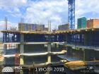 ЖК Максим Горький - ход строительства, фото 31, Июль 2019