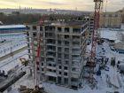 Ход строительства дома № 1 первый пусковой комплекс в ЖК Маяковский Парк - фото 54, Январь 2021