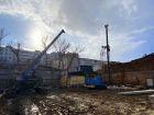 Ход строительства дома Литер 3 в ЖК Рубин - фото 3, Февраль 2021