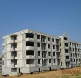 Ход строительства дома № 21 в ЖК НОВИНКИ Smart City -