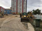 ЖК West Side (Вест Сайд) - ход строительства, фото 180, Сентябрь 2018