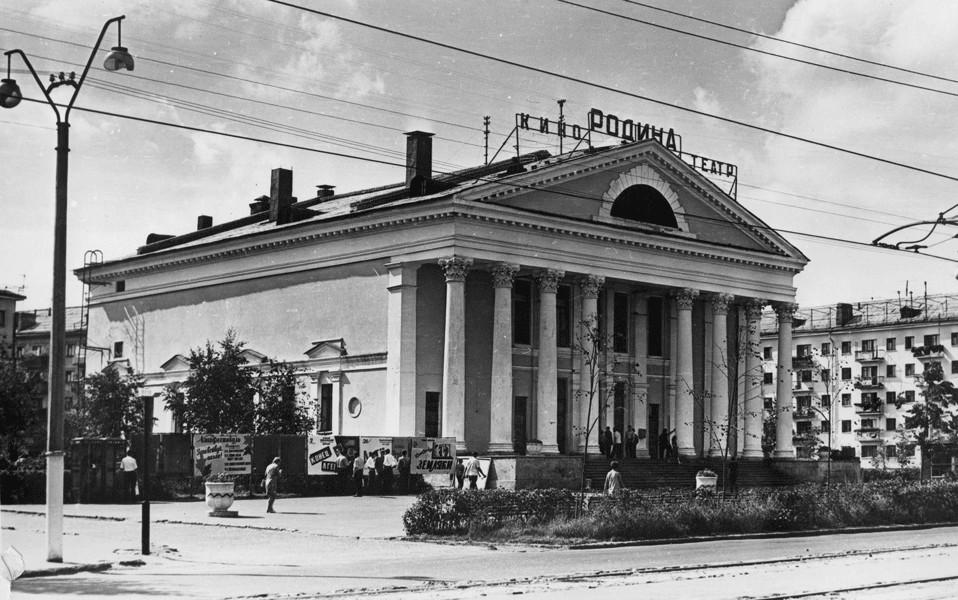 Изъятия здания кинотеатра «Родина» добивается управление охраны ОКН в Дзержинске Нижегородской области
