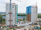 Ход строительства дома № 1 первый пусковой комплекс в ЖК Маяковский Парк - фото 10, Август 2021