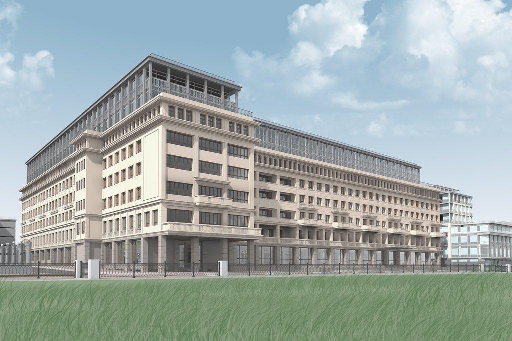 Сбербанк профинансирует строительство нового ЖК на месте бывшей гостиницы «Россия» - фото 1