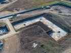 Ход строительства дома Литер 3 в ЖК Самолет 2 - фото 32, Сентябрь 2020