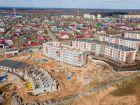 Ход строительства дома № 5 в ЖК Ватсон - фото 23, Май 2021
