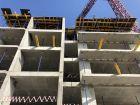 Ход строительства дома № 2 в ЖК Подкова на Родионова - фото 62, Октябрь 2020