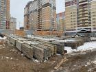 ЖК Горизонт - ход строительства, фото 12, Январь 2020