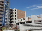 Ход строительства дома Секция 3 в ЖК Сиреневый квартал - фото 24, Июль 2020