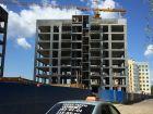 Ход строительства дома № 3 в ЖК Солнечный - фото 52, Июнь 2017