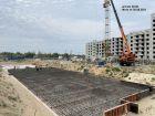 Ход строительства дома № 5 в ЖК Корабли - фото 8, Август 2021
